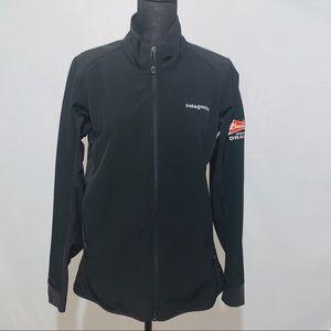 Patagonia large soft shell Budweiser jacket